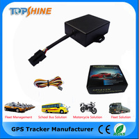 Topshine Motorcycle Anti-theft GPS Tracker MT08 With Ignition On Alarm