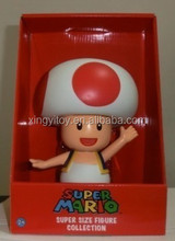 "Japan anime Super Mario Bros. Brothers TOAD Collection 18cm/7"" Toy Action figure"