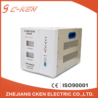 Online Shopping 5000VA Single Phase SVR AVR Common Type Relay Type Voltage Regulator 5KW Current Stabilizer For Home