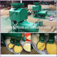 Multi-functional maize milling plant