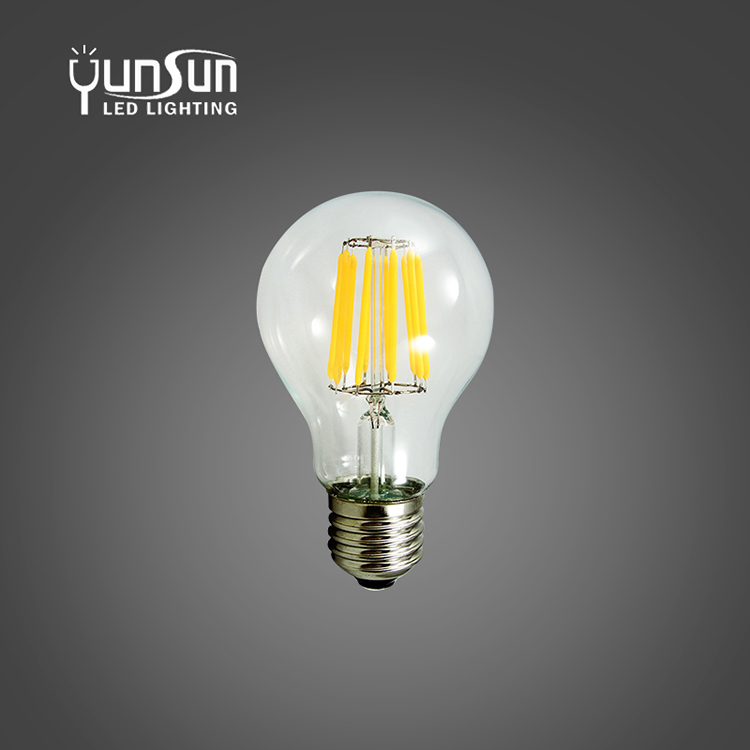 China Yunsun 4w Epistar chip warm white led bulb light, fila bulb