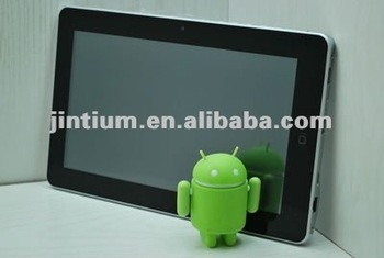 Android 2.3 capacitive 10point touch 10.2inch tablet pc, wifi, camera