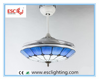 contemporary ceiling fans 70w ac motor ceiling fans with led light
