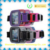High quality Key Holder neoprene sports armband for iPhone5