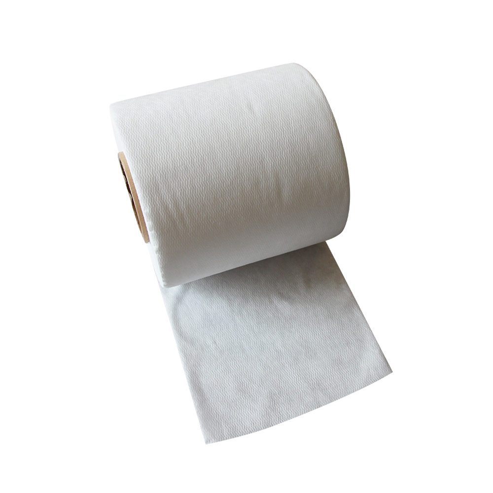 Spun bonded + Meltblown + Spun bonded Nonwoven meltblown technology