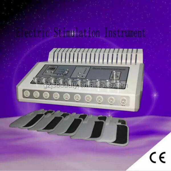 Electro Stimulation Machine / electrotherapy treatment / ems muscle stimulator