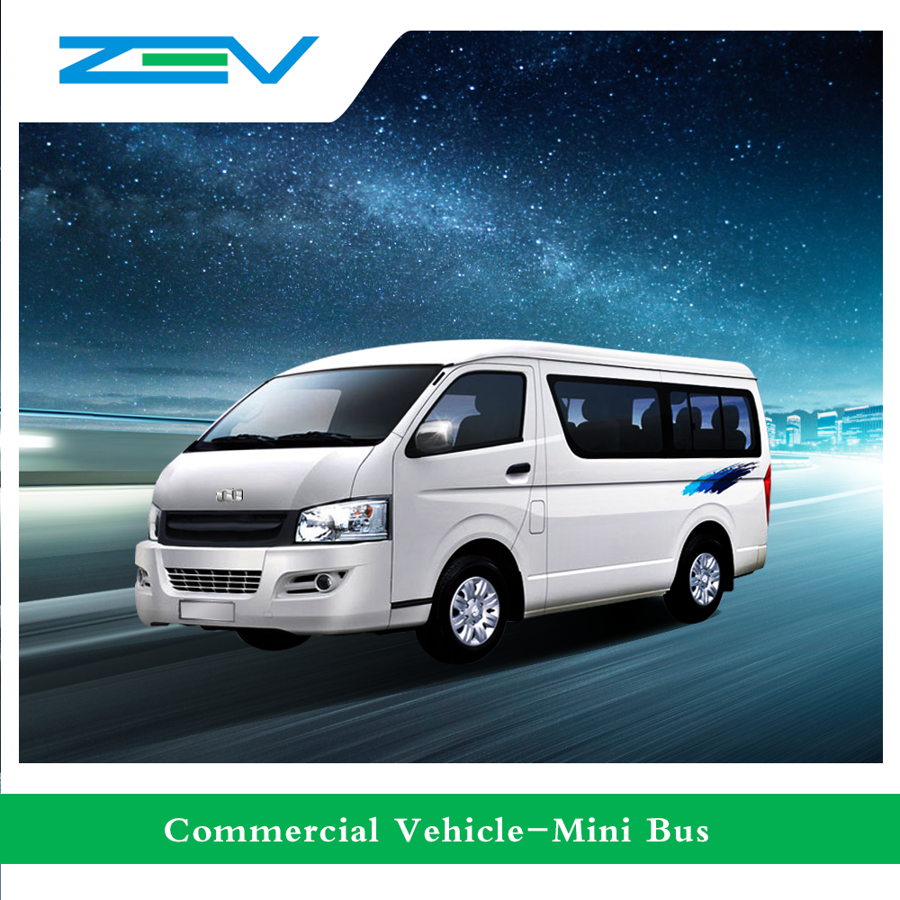 ZEV CDK6605BEV electric mini bus 18 seats best mini bus price for sale