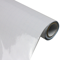 Self Adhesive Pvc Thickness Clear Whiteboard Roll Magnetic Vinyl Dry Erase Writable Whiteboard Magnet Sheet