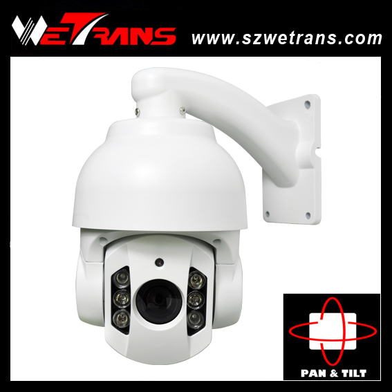 WETRANS IPPTZ908-2.0MP 4 inch Outdoor 10X Optical Zoom PTZ Camera 1080P Best Price IP Speed Dome Camera