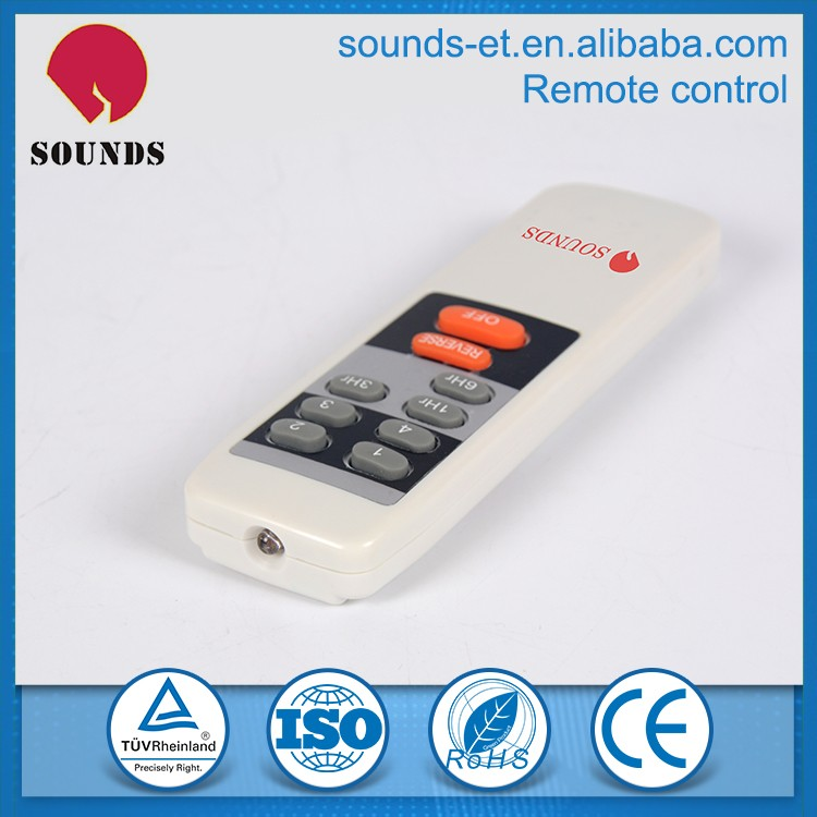 All kinds of mm mm stereo plug ir cable celling fan remote controller