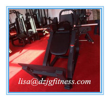 2017 best selling commercial gym equipment/bodybuilding machine/JG-1646 Hack Slide