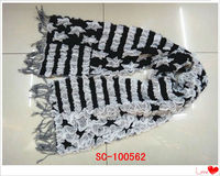 2013 new design ladies fashion voile scarf