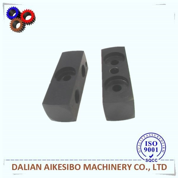 CNC machine iron spare parts, environment friendly metal part