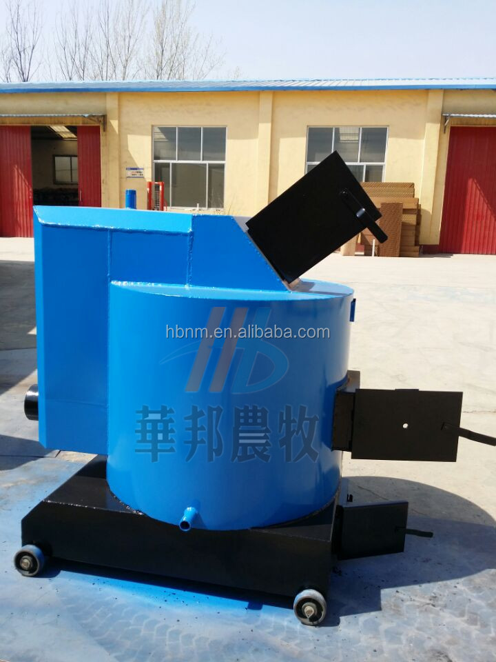 2015 hot sale energy saving biomass stove/boiler for chicken farm heating