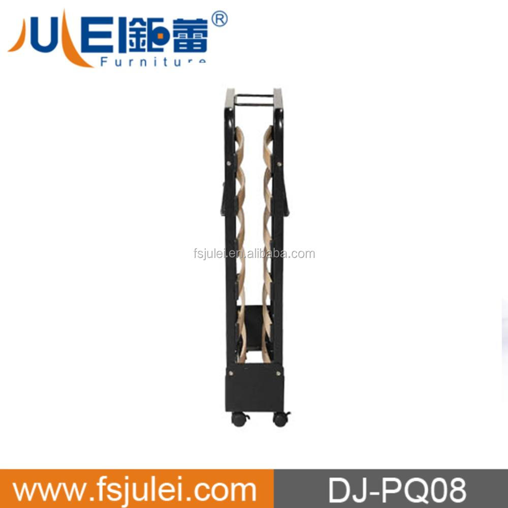 latest single folding metal bed designs DJ-PQ08