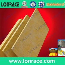 best price rock wool insulation material insulating sound board