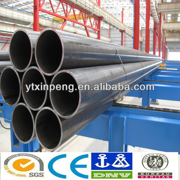 Cold formed welded structural tubes (CE Homologation)