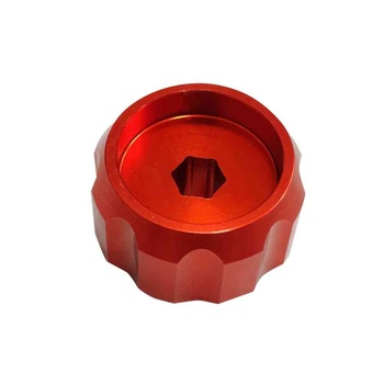 Professional Factory High Precision Color Anodized Custom CNC Lathe Turning Drilling Aluminum Small Components