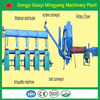 Perfect quality and CE approved rice husk briquette machine production line 008618937187735