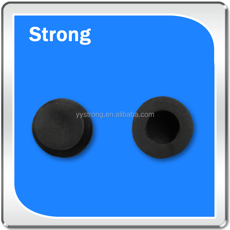 Customized molded rubber components with good quality