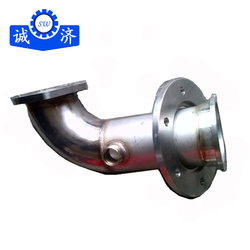 investment casting stainless steel manifold
