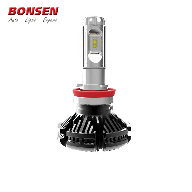 H7 H11 LED Headlight Bulb 9000Lumen super Bright CSP Chips 6500K <strong>Xenon</strong> White Hi/Lo Beam Conversion <strong>Kit</strong>