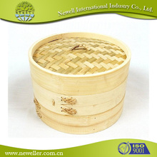 Round strong and durable microwave rice steamer With high quality