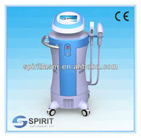 Hot selling!!! Hair removal IPL and Laser tattoo removal multi-function machine