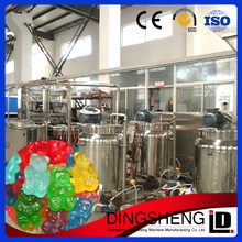 Commercial used hard/jelly/lollipop candy production line