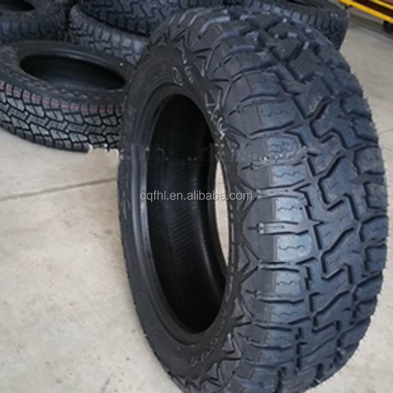 HAIDA Best Selling New Radial Car Tire Big Sizes for Light Trucks 35X12.50R17LT 10PR HD878 121Q