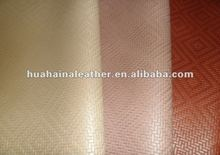 PVC 3D Artificial Leather for Hand Bag and decoration