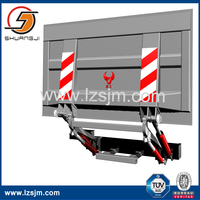 hydraulic tail lift for van, cargo truck
