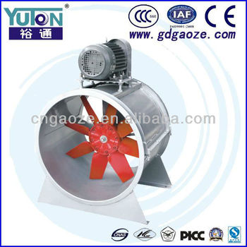 Aluminum Blades Axial Flow Fan