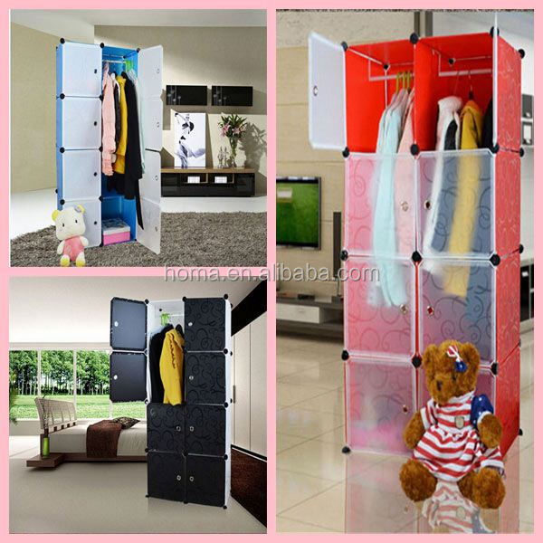 DIY small open wardrobe closet design sale price
