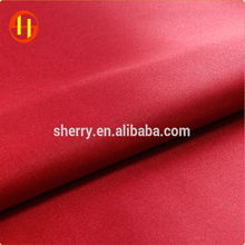 high quality famous brand garment 100%polyester wholesale satin fabric satin