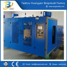 Plastic bottle 5 gallon PET bottle HDPE Extrusion Machine/Full auto hdpe extrusion machine
