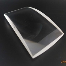 Optical glass Plano convex cylindrical lens