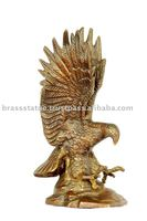 Home Decor Gift & Craft Brass Eagle