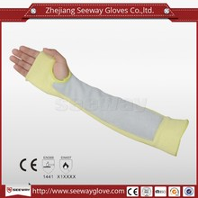 Seeway Aramid Cut level 4 Cut Resistant Sleeve with thumb hole
