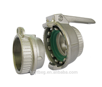 Tank Truck Coupling DIN28450 /aluminum/brass camlock couplings/ cam-locks/quick cam and grooved couplings