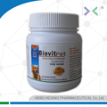 multivitamin and multimineral tablet (for pet:dog and cat)