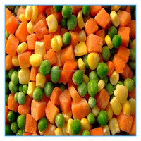 New arrival IQF fresh natural Frozen mixed vegetable