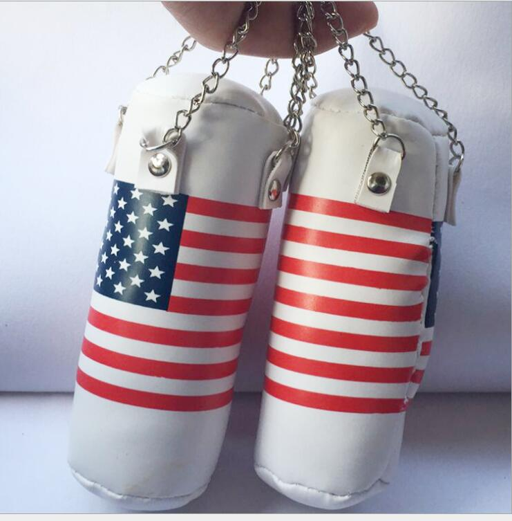 2017 design usa National flag key ring