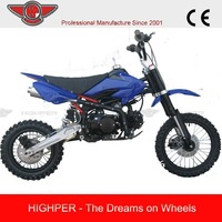 2014 Cheap 125cc 4 Stroke Dirt Bike (DB602)