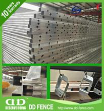 fencing aluminium / fence contractors / decorative gates and fences