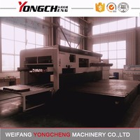 Automatic Heavy Duty Die Cutting Punching