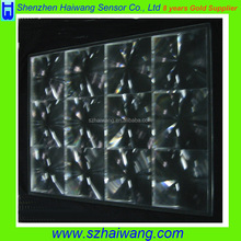 Large Solar Concentrating Optical Array Fresnel Lens(HW-G830)