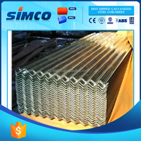 Low Cost High Quality ppgi steel metal roofing sheet