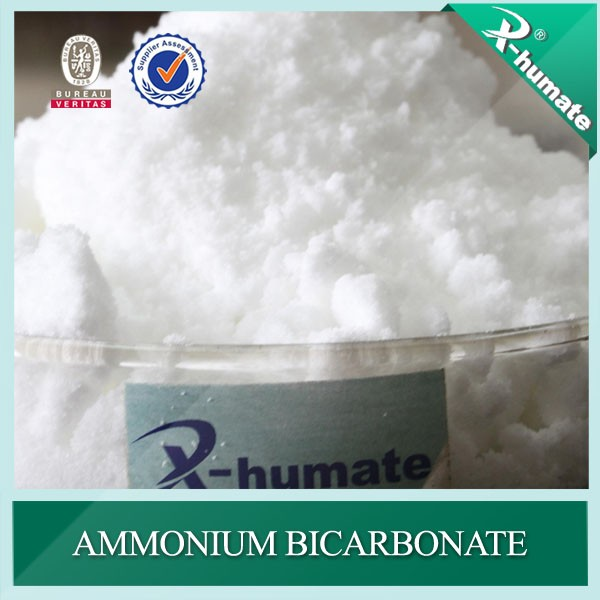 High Grade Ammonium bicarbonate Food Grade