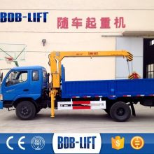 Straight Boom Hydraulic Small Mobile Cranes for Sale